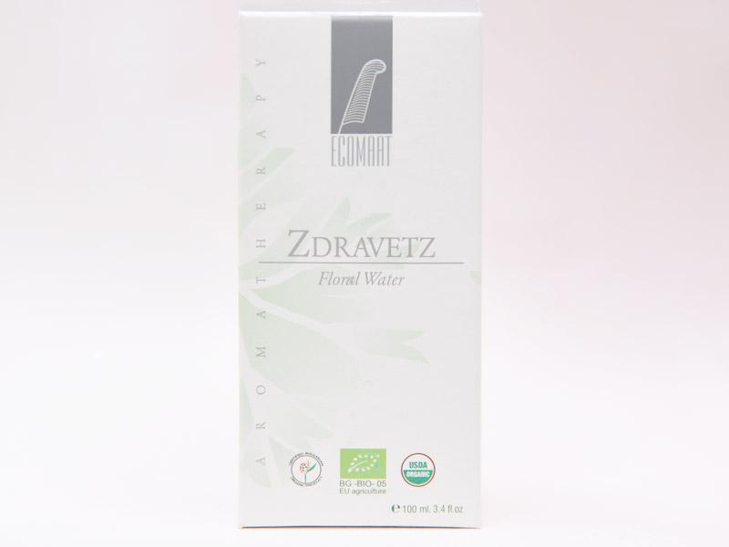 Ecomaat Geranium Floral Wasser (Gesichtstonic)