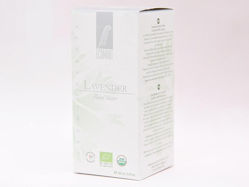 Ecomaat Lavendel - Floral Wasser (Gesichtstonic)
