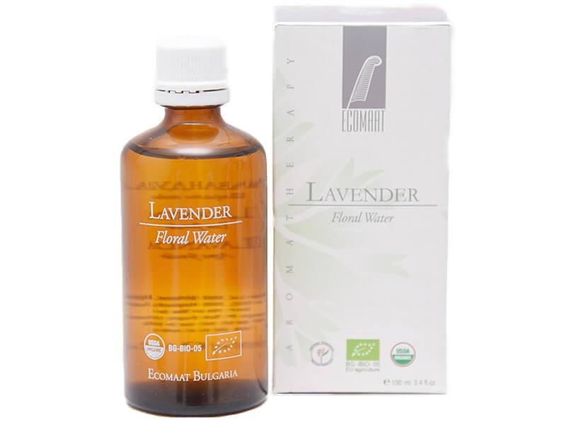 Ecomaat Lavendel – Floral Wasser (Gesichtstonic)