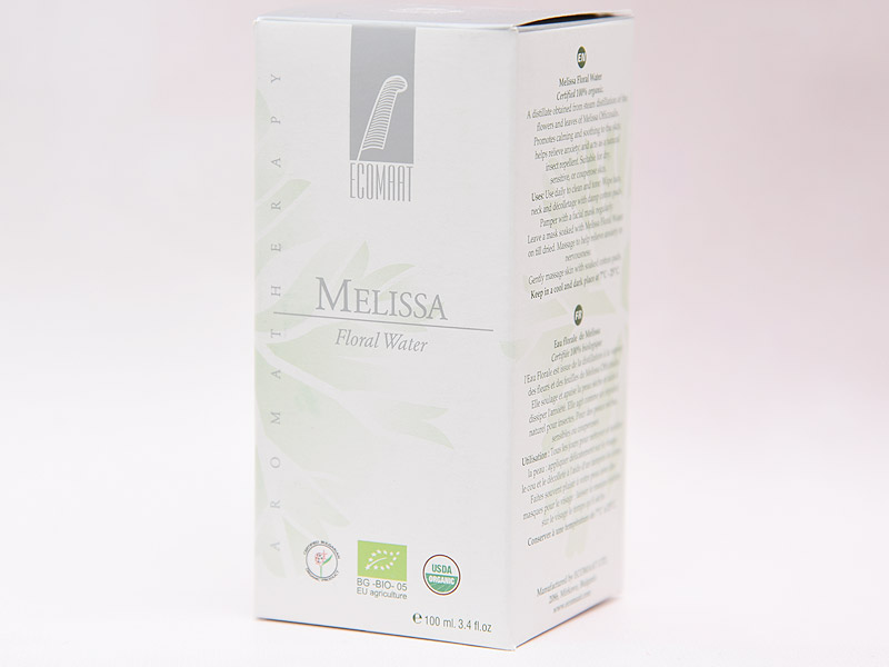 Ecomaat Melissa Floral Wasser (Gesichtstonic)