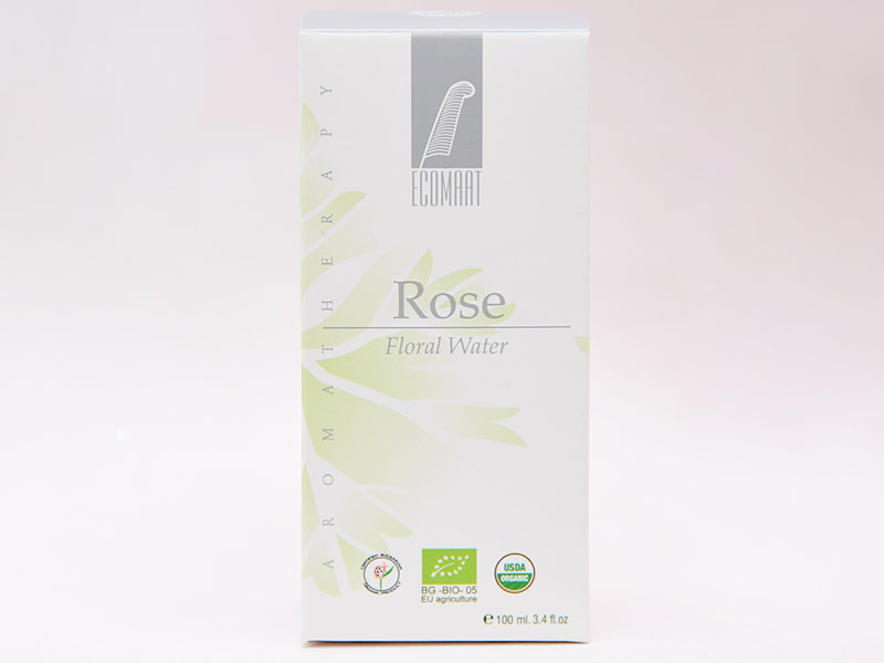Ecomaat Rose Floral Wasser (Gesichtstonic)