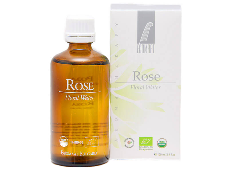 Ecomaat Rose – Floral Wasser (Gesichtstonic)