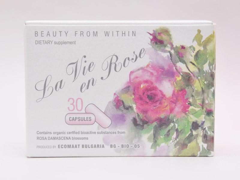 Ecomaat La Vie En Rose Kapseln