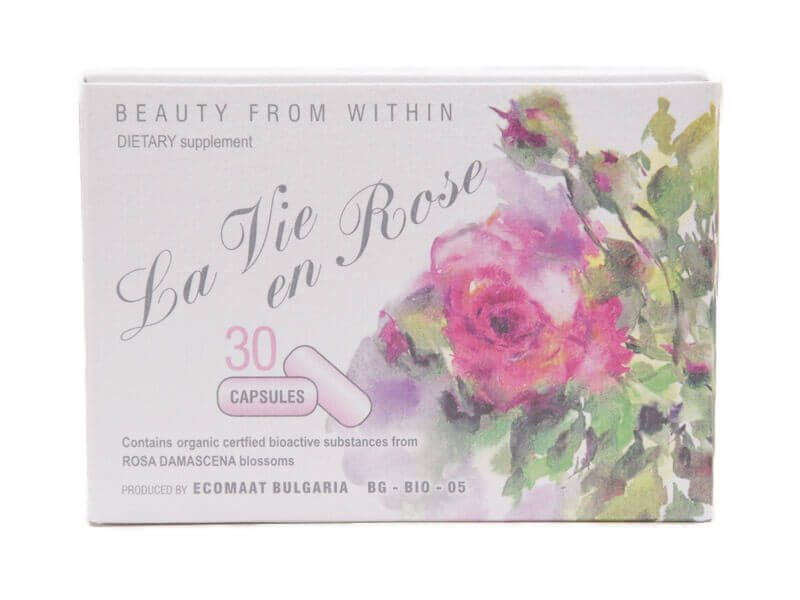 La Vie en Rose Kapseln