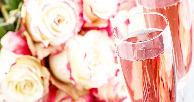 Rosen Champagner
