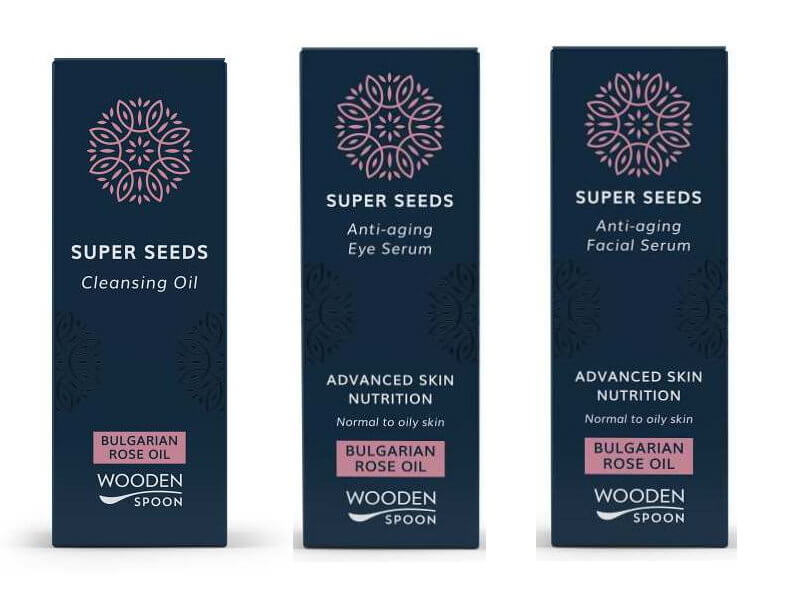 Pink Line Super Seeds Oel