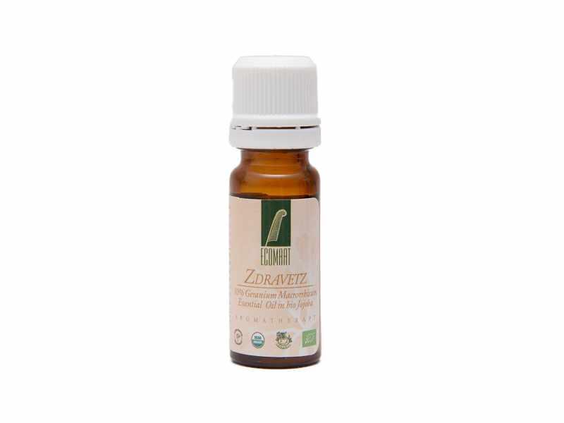 Ätherisches Öl Geranium